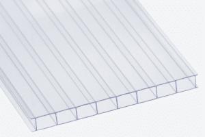 Сотовый поликарбонат для теплиц Волна и Вита